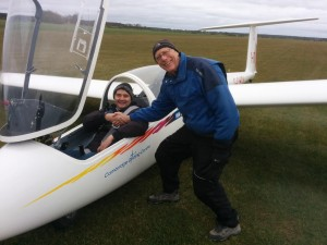 First Solo - an unforgettable experience