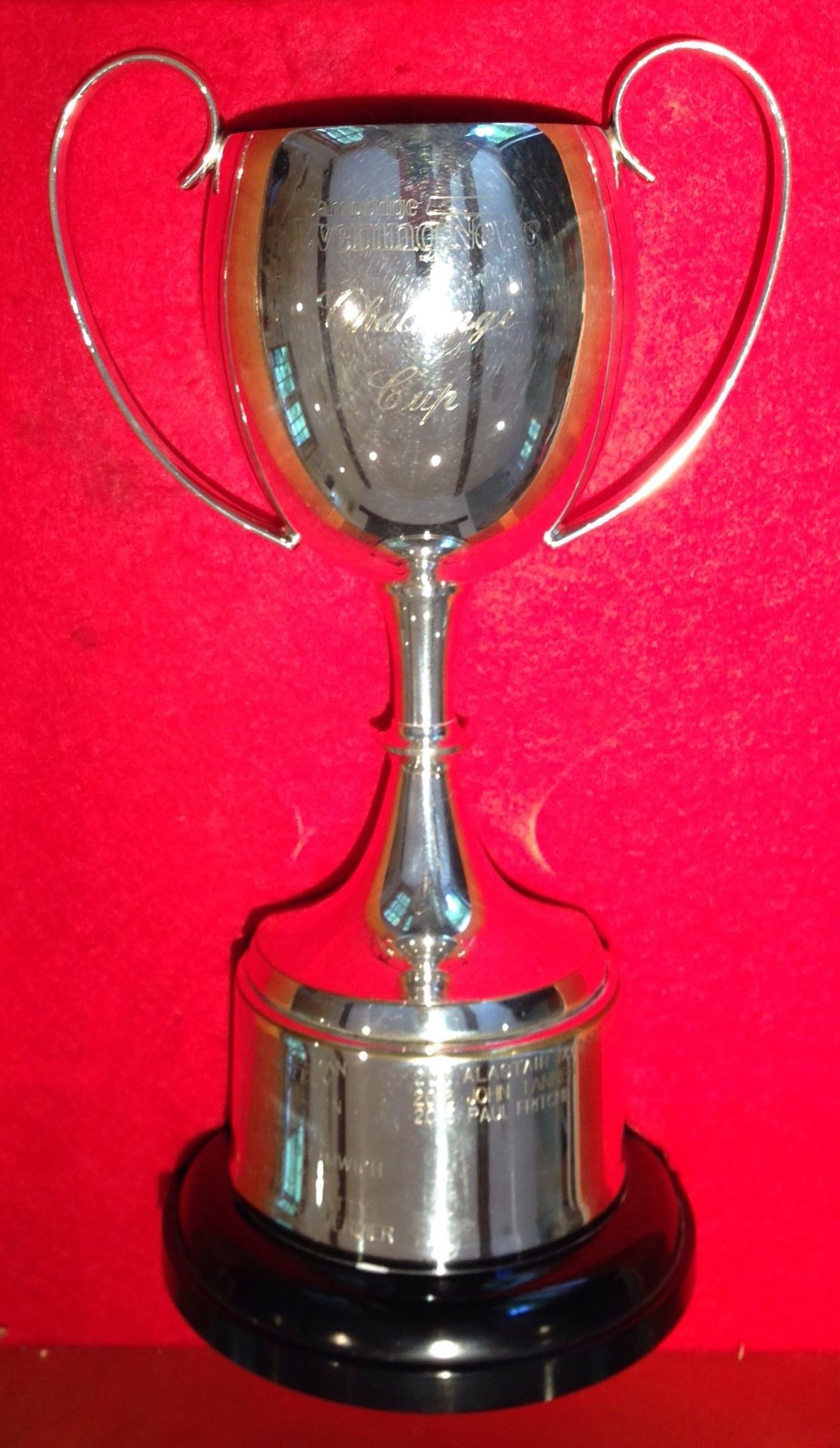 The Cambridge Evening News Challenge Cup