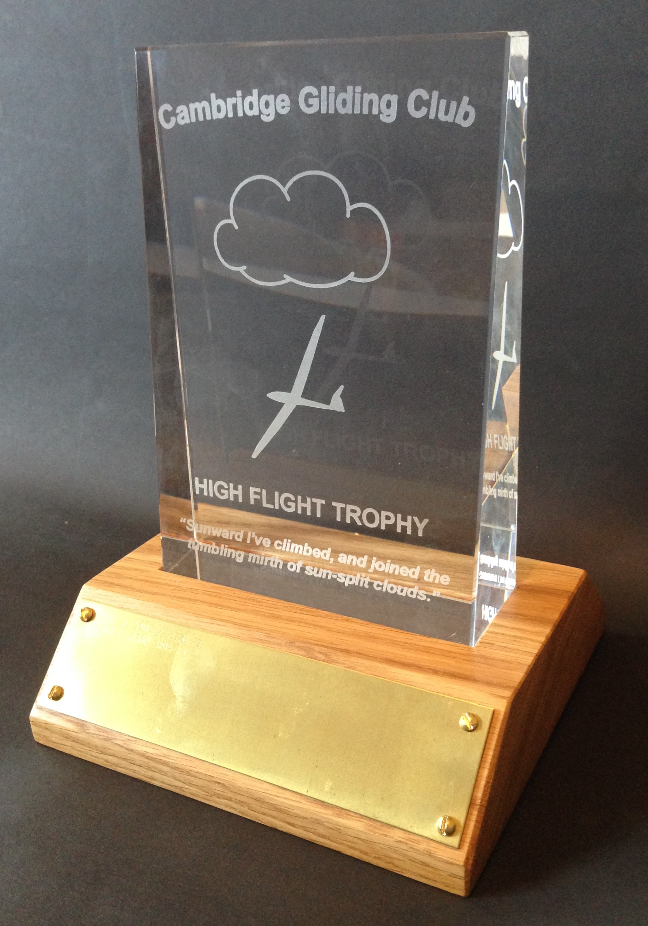 High Flight Trophy