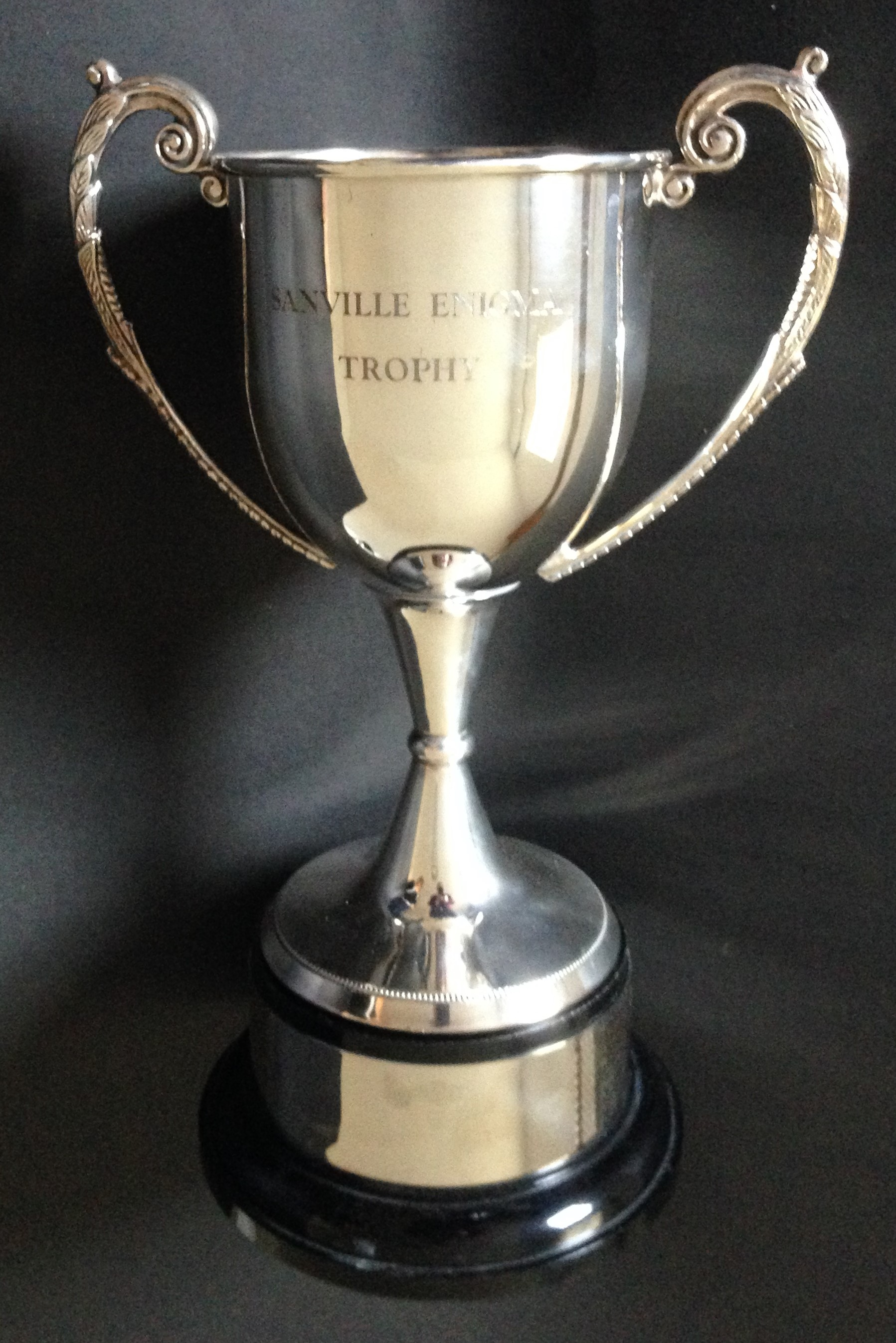 Sanville Enigma Trophy